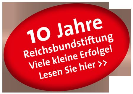 10 Jahre Reichsbundstiftung