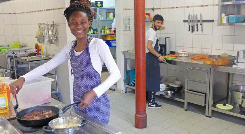 Interkulturelle Ernährungswerkstatt - Bild2