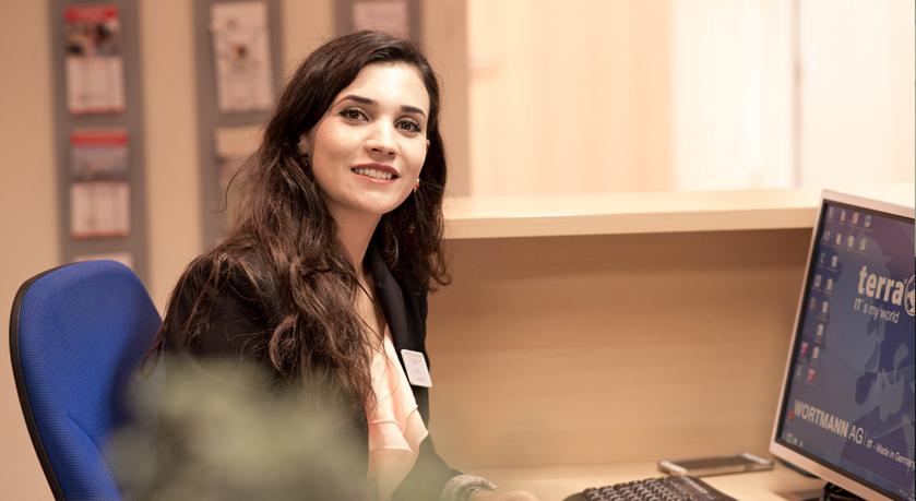 Neue Perspektiven durch berufliche Integration für junge Frauen mit Kind - Bild1