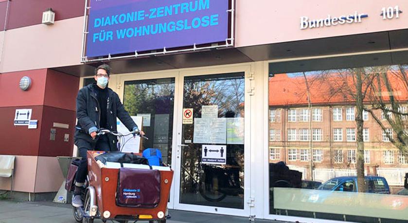 Besonderer Schutzbedarf für Wohnungslose in Hamburg zu Corona-Zeiten - Bild1